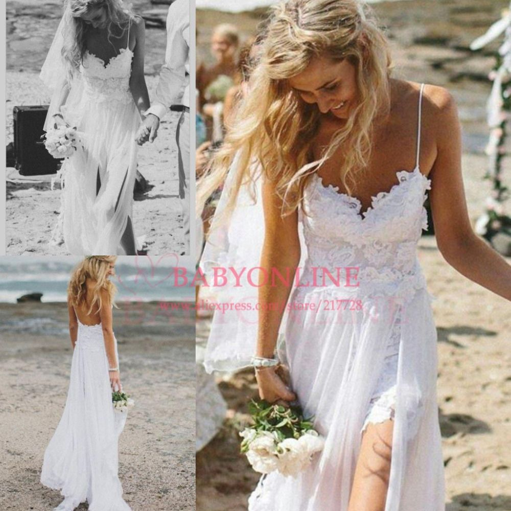 Pin by blondie on boho bride pinterest lace beach wedding