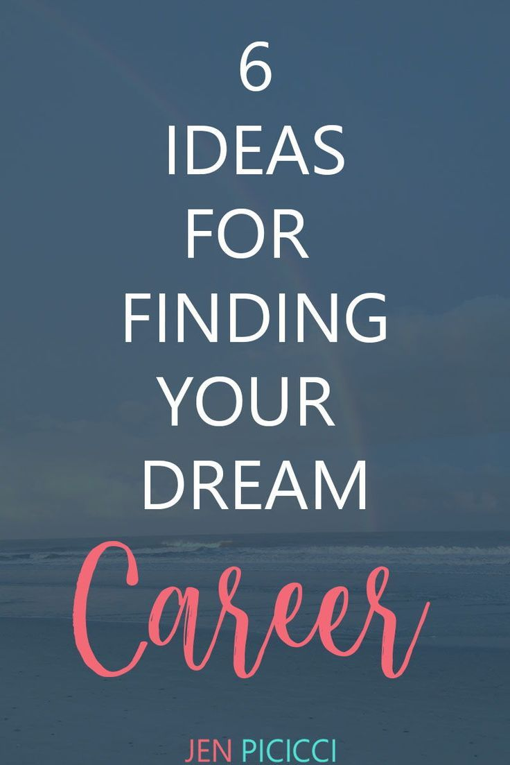 What Career Is Right For Me? The Key To Figuring It Out