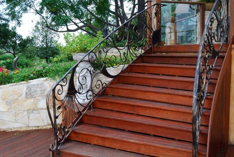 Italian Iron Work Right Here In Austin With Images Wrought