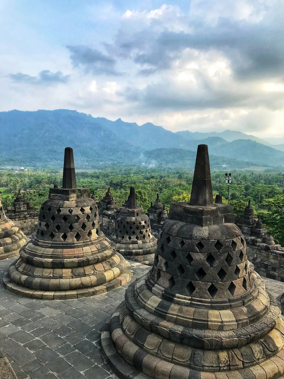 Borobudur Hd Wallpaper : borobudur, wallpaper, Borobudur, Temple, Pxndx