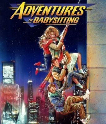 Adventures In Babysitting Poster Family Movie Posters Pinterest