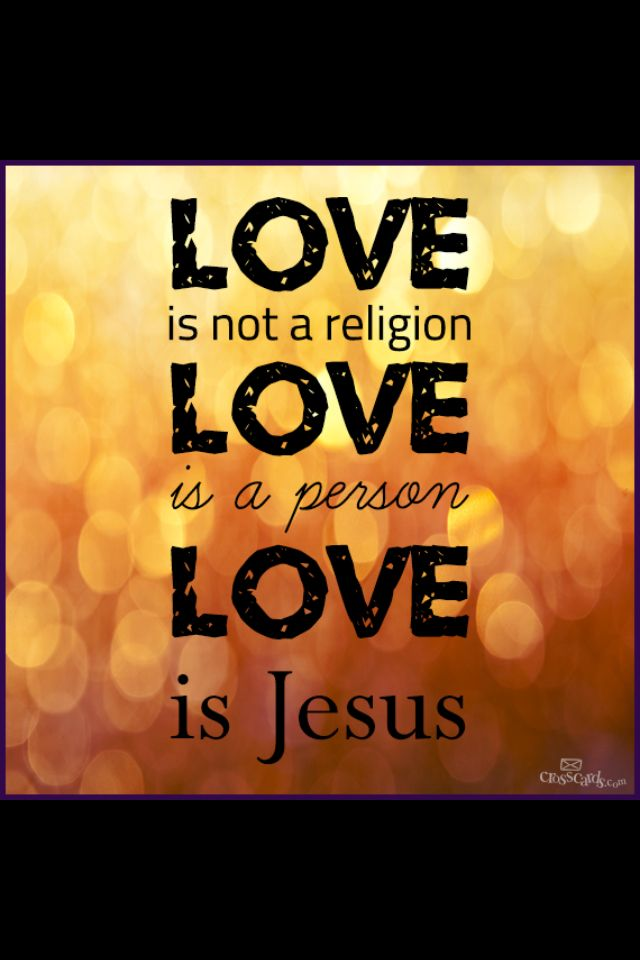 Jesus Is Love Gods Love Jesus Love The Lord