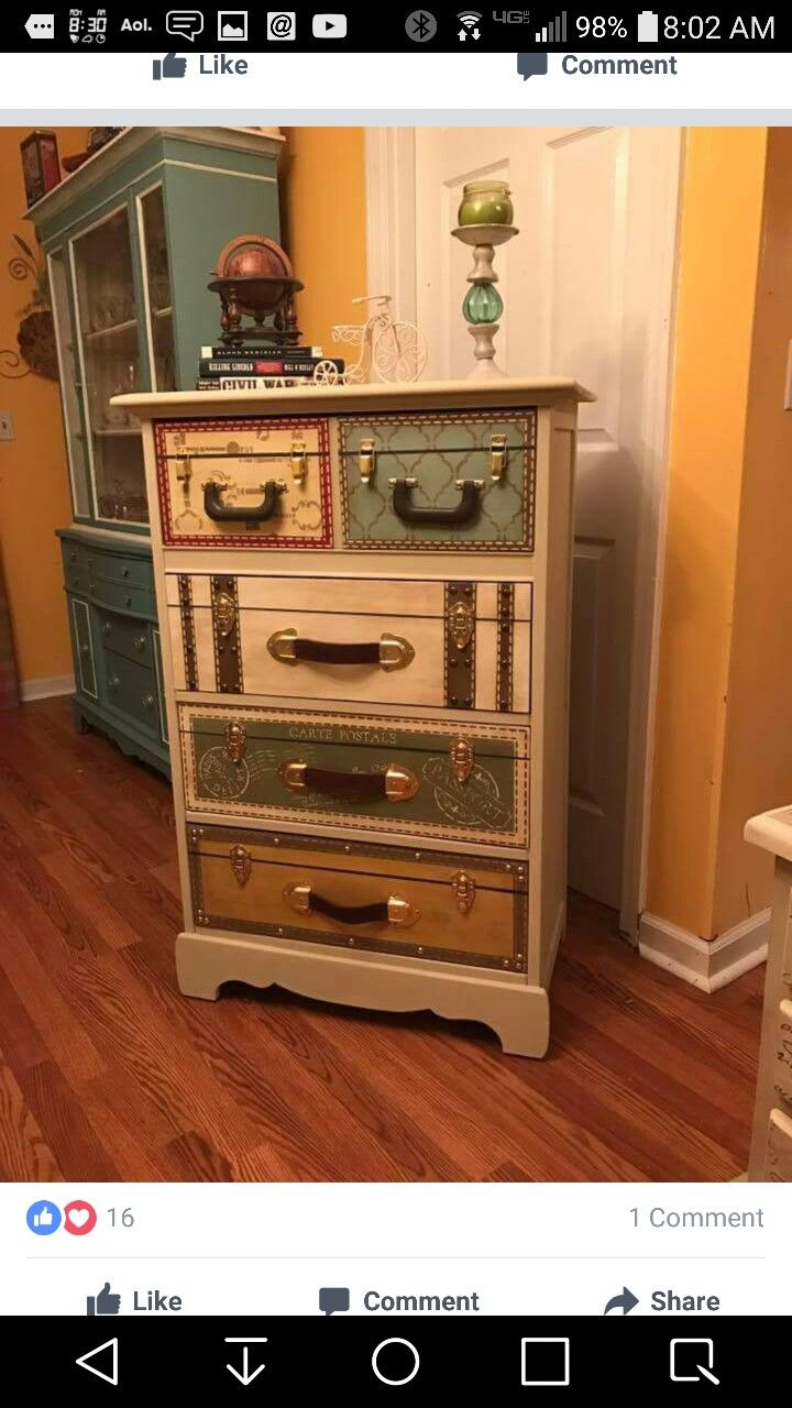 Pin by peggy wierzbicki on painted furniture ideas in 2019 - Muebles castellanos antiguos ...