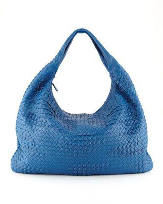 Maxi Veneta Ruffle Hobo Bag a7193448f6389