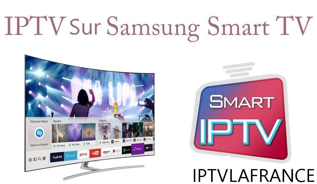 Comment installer et configurer iptv sur samsung smart tv