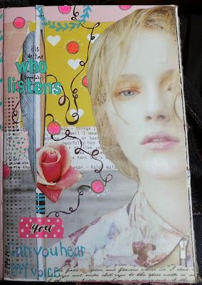 Kelly Kilmer Artist and Instructor: 31 May 2014 Journal Page