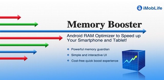 Memory Booster (Full Version) v5.9 Android apps free