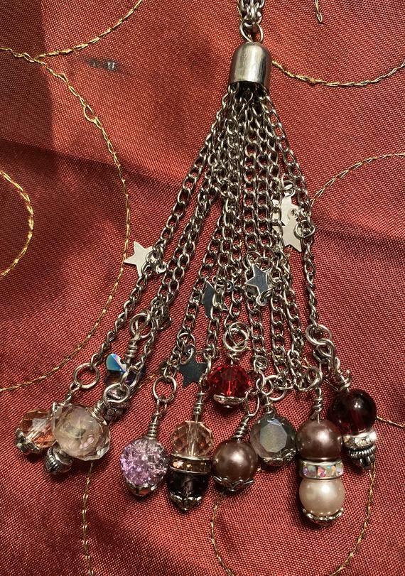 Dream Weaver Necklace | Etsy