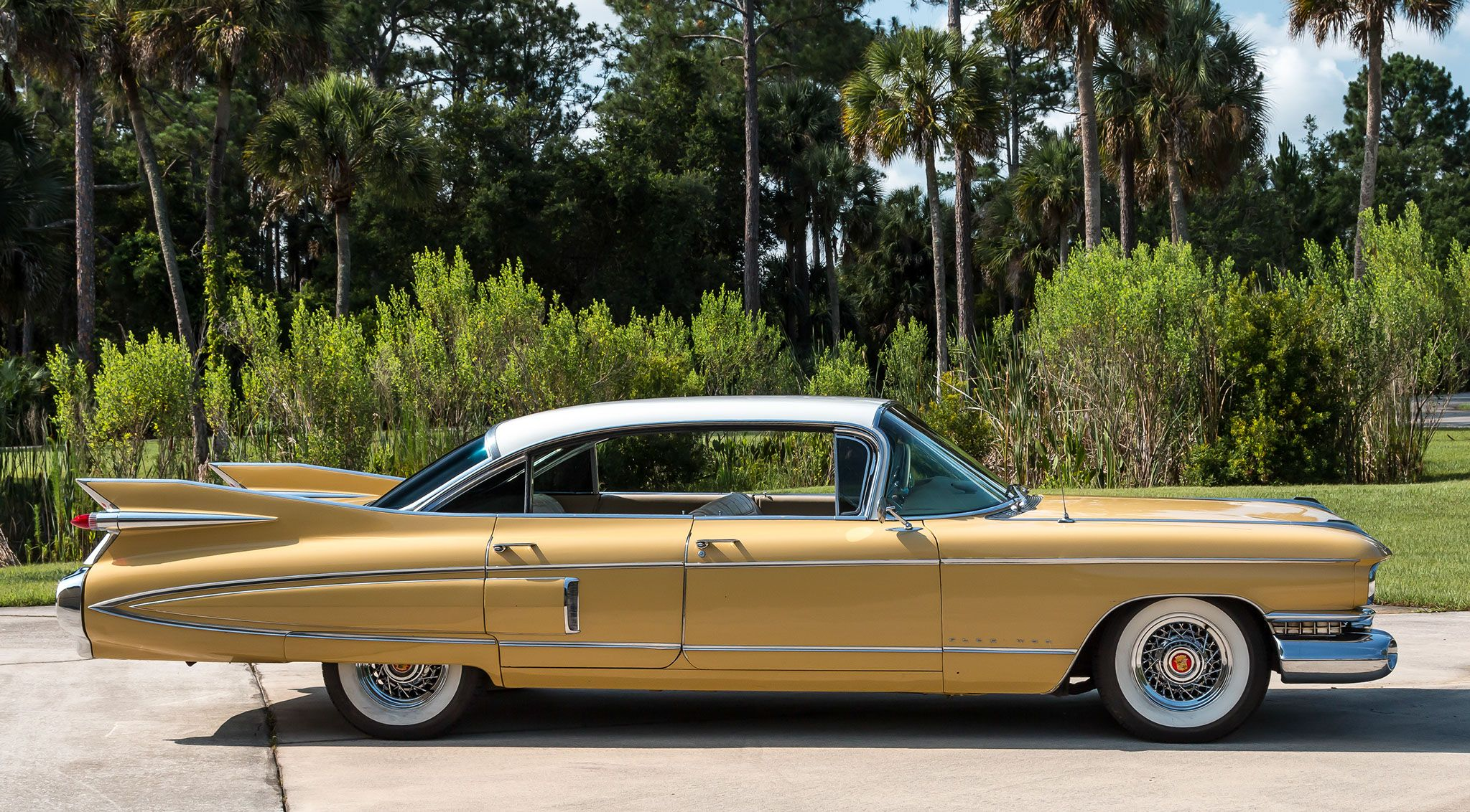 1959 Cadillac Fleetwood Sixty Special Sedan