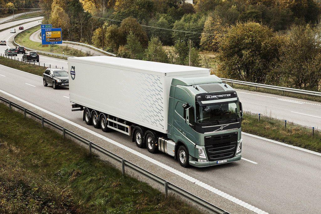 какого г.в. грузовик вольво пускают в европу?