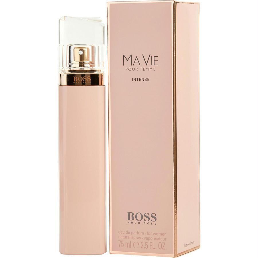Boss Ma Vie Intense By Hugo Boss Eau De Parfum Spray 2 5 Oz Eau De Parfum Fragrance Design Fragrance