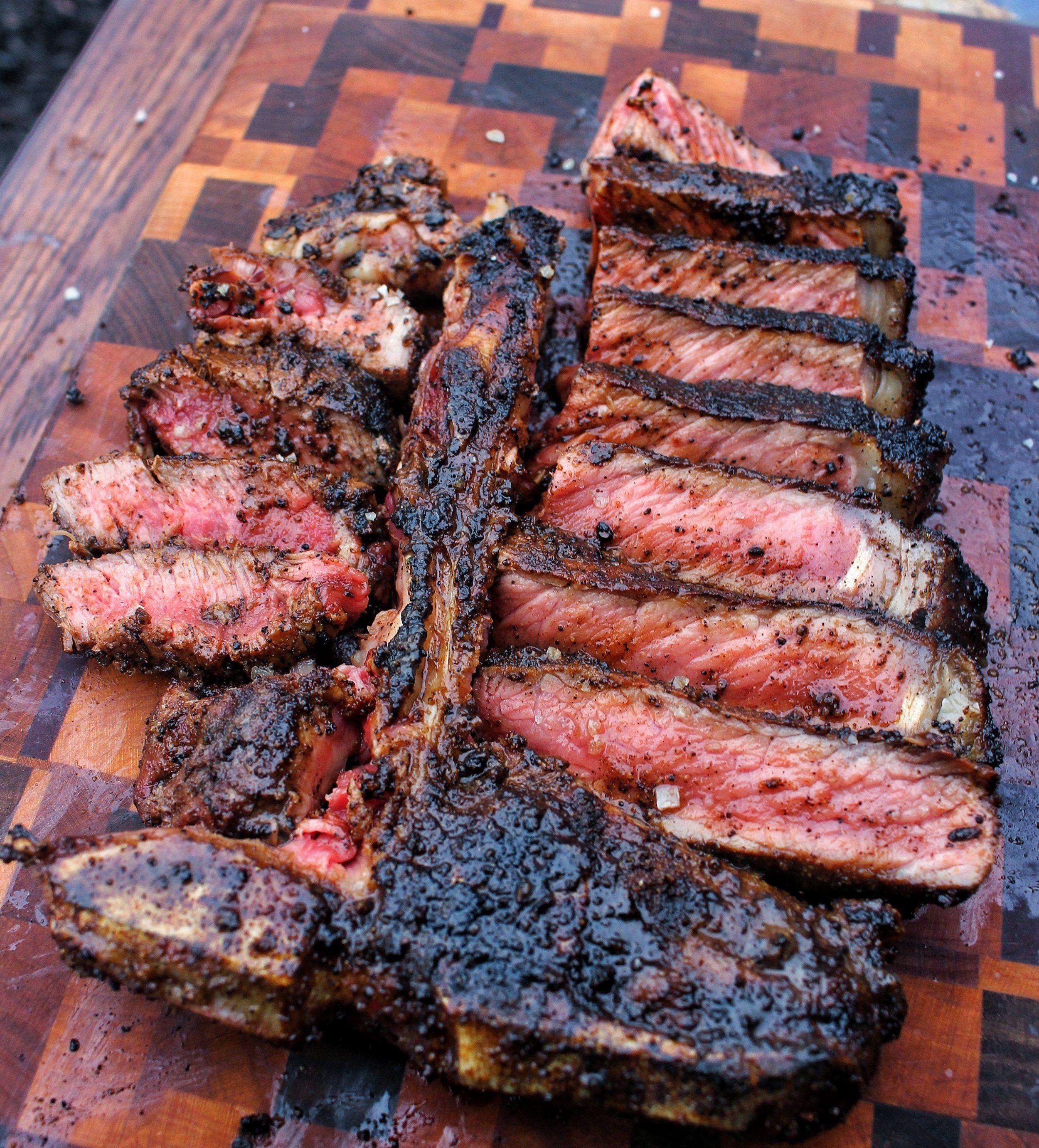 Espresso rub tbone steak t bone steak steak rub recipe