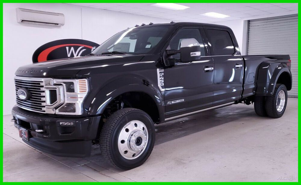 2020 Ford F 450 Platinum In 2020 Diesel Cars Automobile Suv