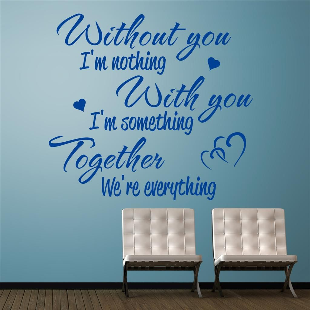 Without-You-Im-Nothing-Wall-Decal-Quote-Sticker-lounge