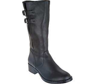 1a95b180b6cd Gentle Souls Leather or Suede Mid Calf Boots - Brian