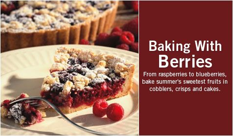 Berry Bake-Off Collection