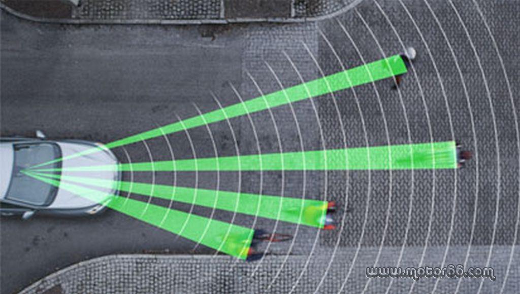 Sistema de detección de ciclistas y frenada automático de Volvo