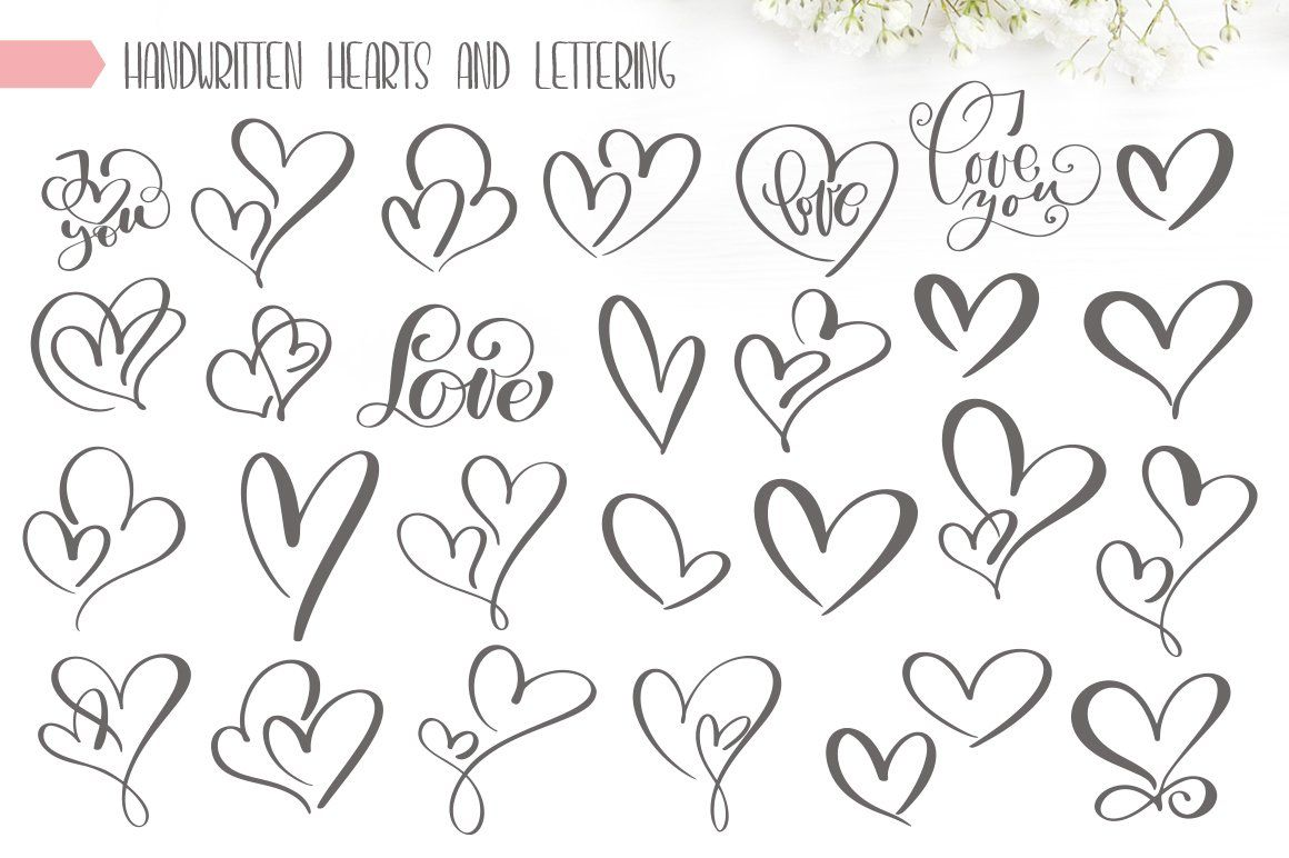 Photo of Valentines Hand Drawn Collection , #Affiliate, #web#design#packaging#branding #A…