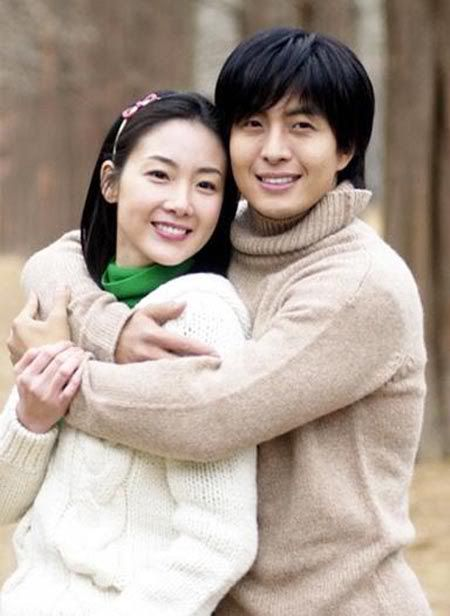 winter sonata korean drama a little draggy like all older dramas are but worth it hated