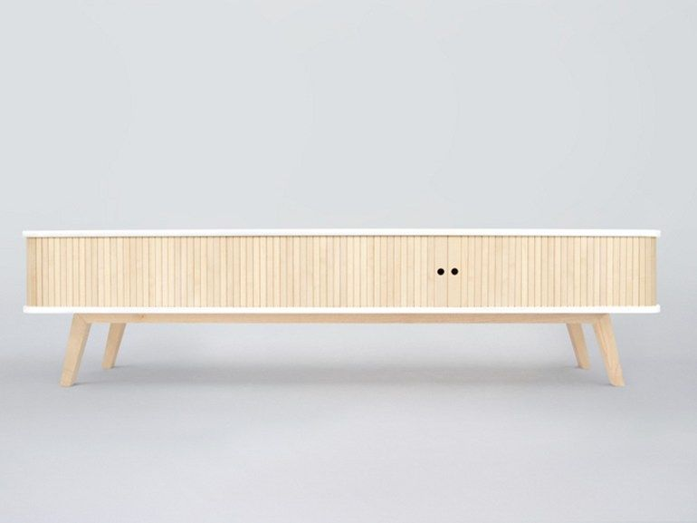 Mobile TV basso HK 0.5 by MO-OW design | For the Home | Pinterest