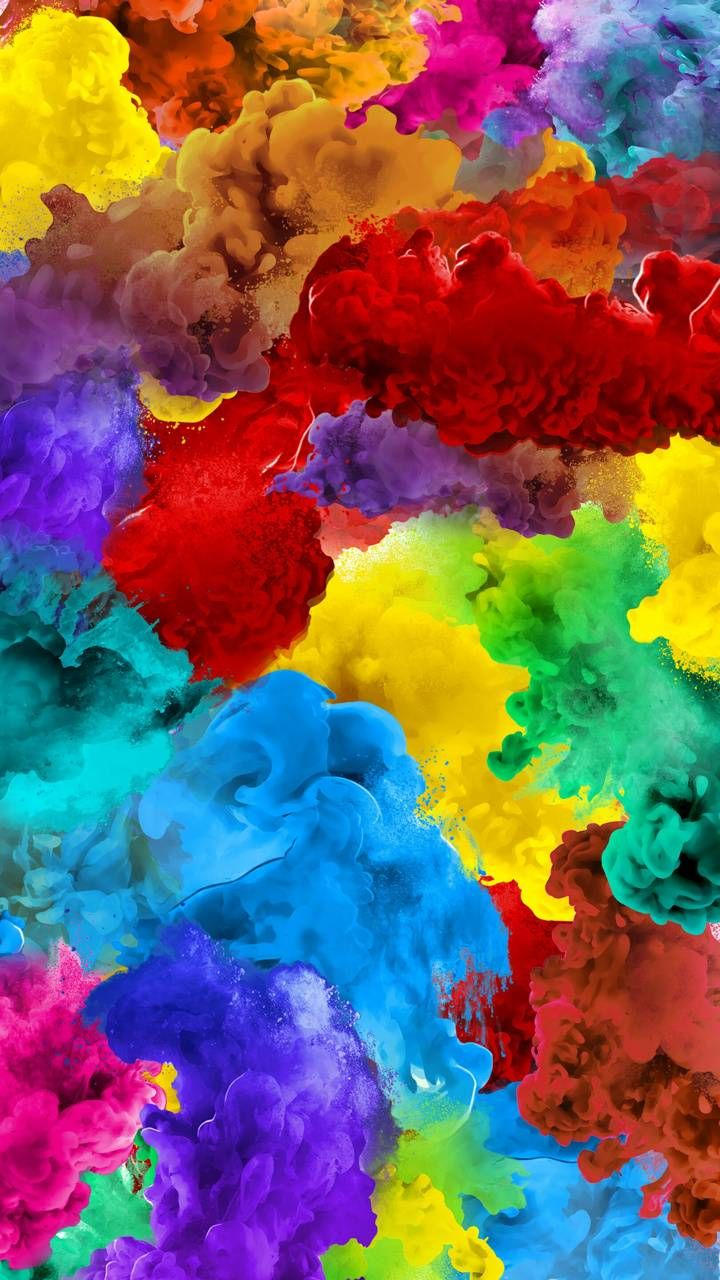 Colored Smoke  wallpaper by Uygur - 6f34 - Free on ZEDGE™