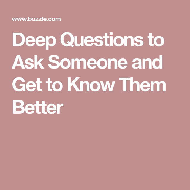 Intimate questions to ask your lover