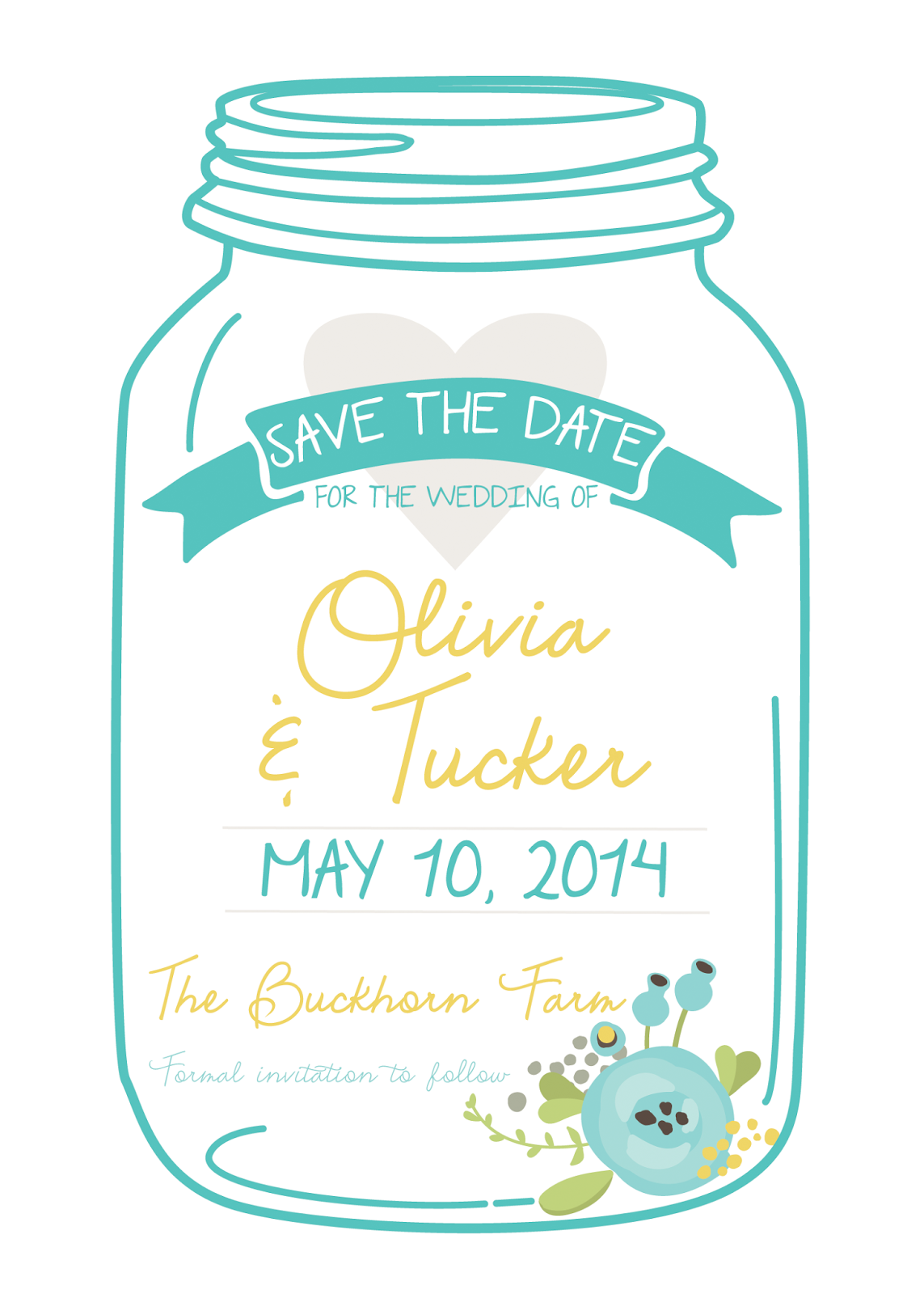 Lalala Love Collection Affordable Diy Printable Wedding Invitatio Mason Jar Invitations Template Mason Jar Wedding Invitations Template Mason Jar Invitations
