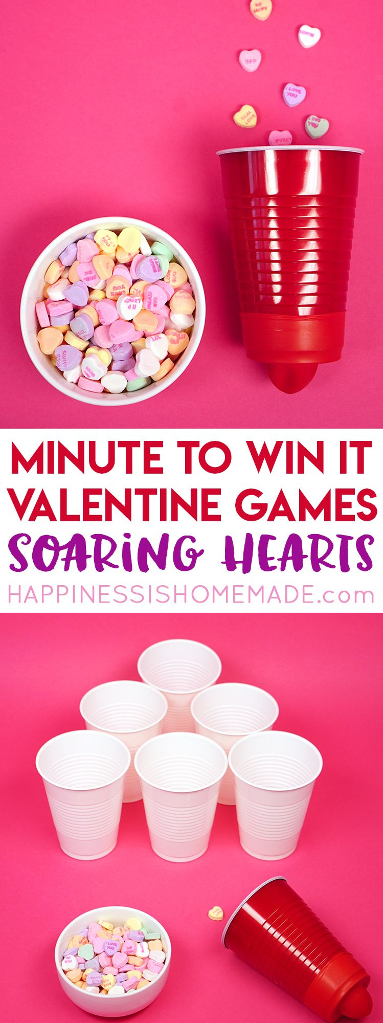 minute to win it valentine games will be the hit of your valentine 39 s day party valentine minute. Black Bedroom Furniture Sets. Home Design Ideas