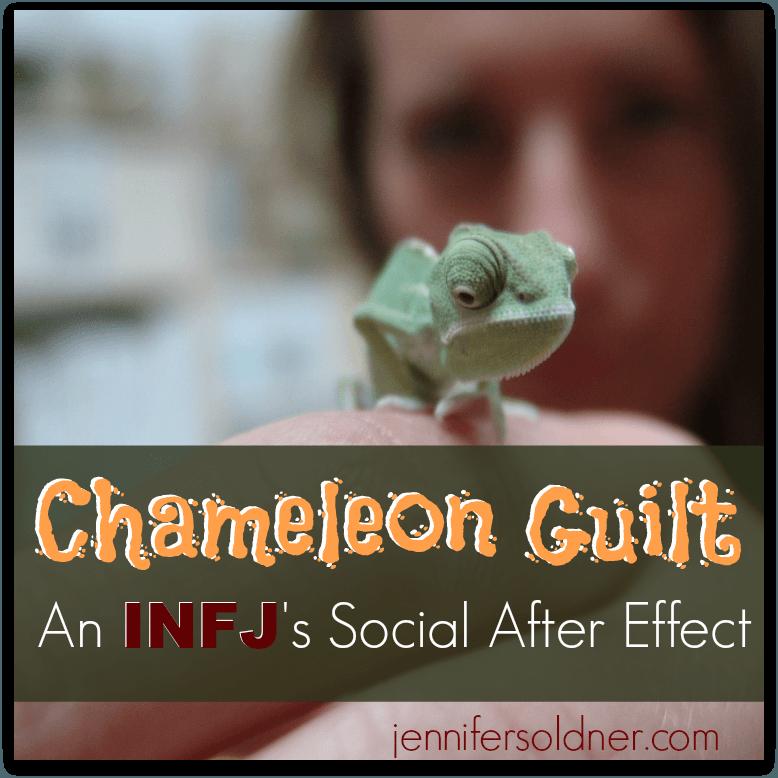infj social chameleon
