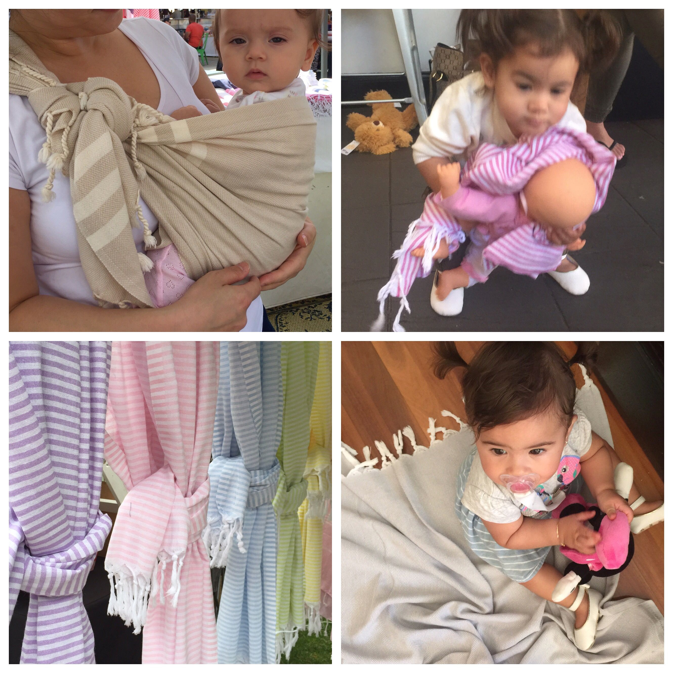 More Than Just A Turkish Towel Use Them As Baby Wraps Baby