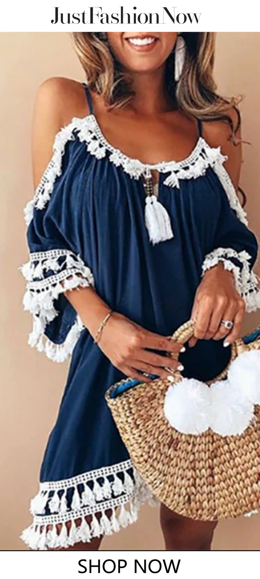 85ba1cb4d84d Only  29.37 A-line Women Date Elegant Cold Shoulder Solid Summer Dress.  Everything You Need For fall Clothes List No matter your style
