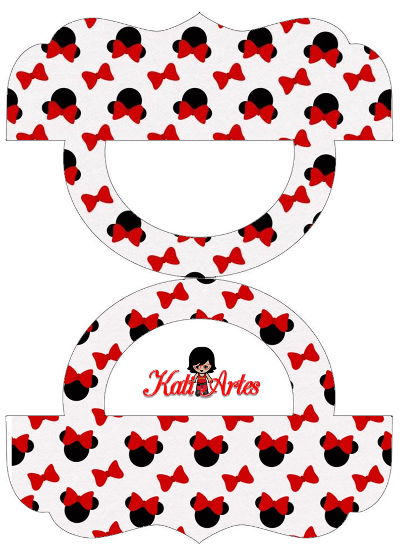 Oh My Fiesta In English Minnie Free Printable Candy Bag Label Minnie Mouse Printables Scrapbook Printables Free Minnie Mouse Clubhouse