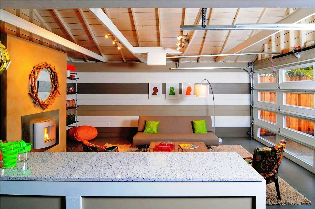 All Converting Garage Into Living Space Ideas Garage To Living Space Living Spaces House Plans