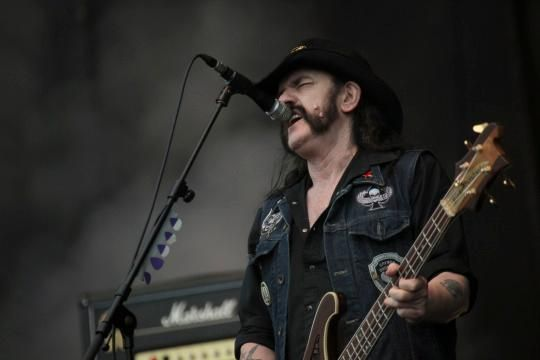 Diabetes, Heart Issues, and a Collapsing Record Industry Can't Stop Motörhead's Lemmy Kilmister