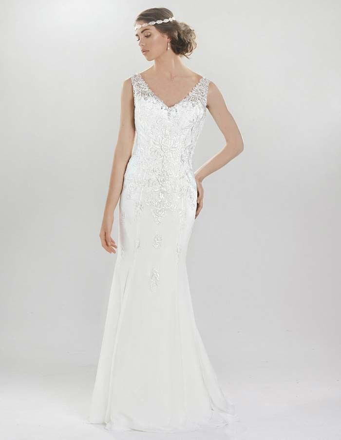 Wedding dresses uk cheap vintage