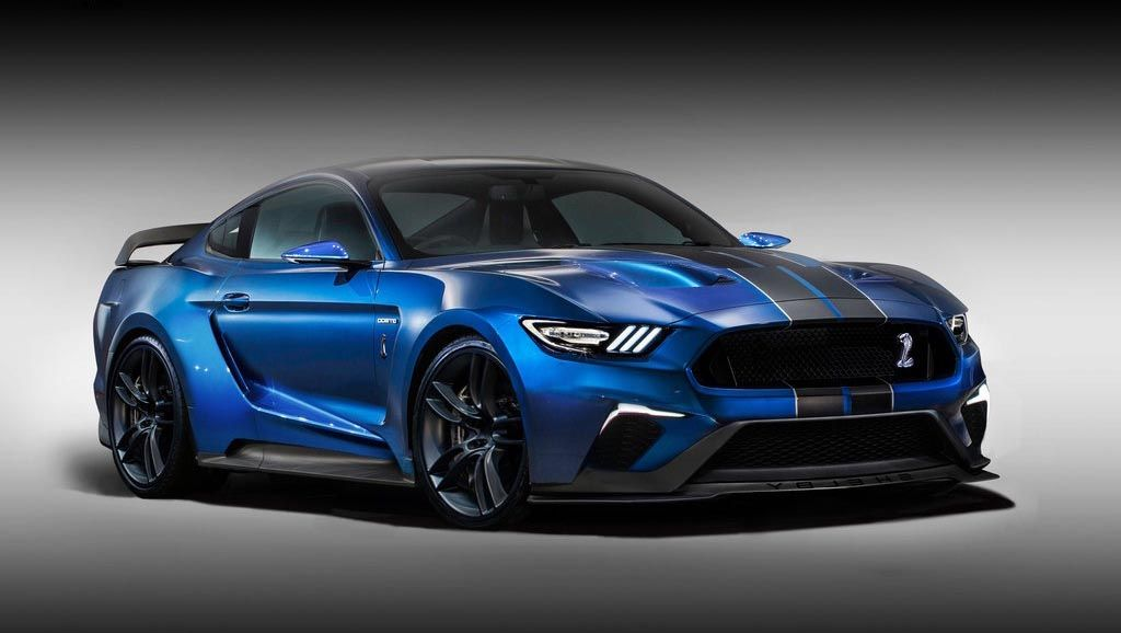 2017 Ford Mustang GT500 #RePin by AT Social Media ...