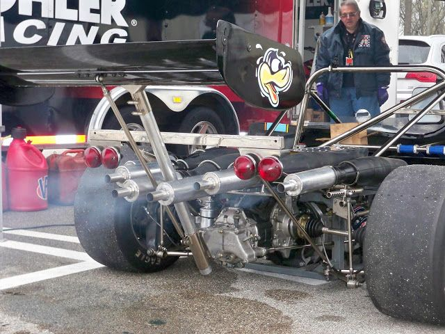 Lola Chassis - Kohler Engine (6 cilinder / 2 stroke