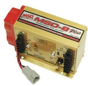 The Msd 8 Plus Ignition Produces The Same Extreme Output Of The Original 8 Series Yet Is Now In A Smaller Housing With Improved Eff Ignite Msd Ignition System