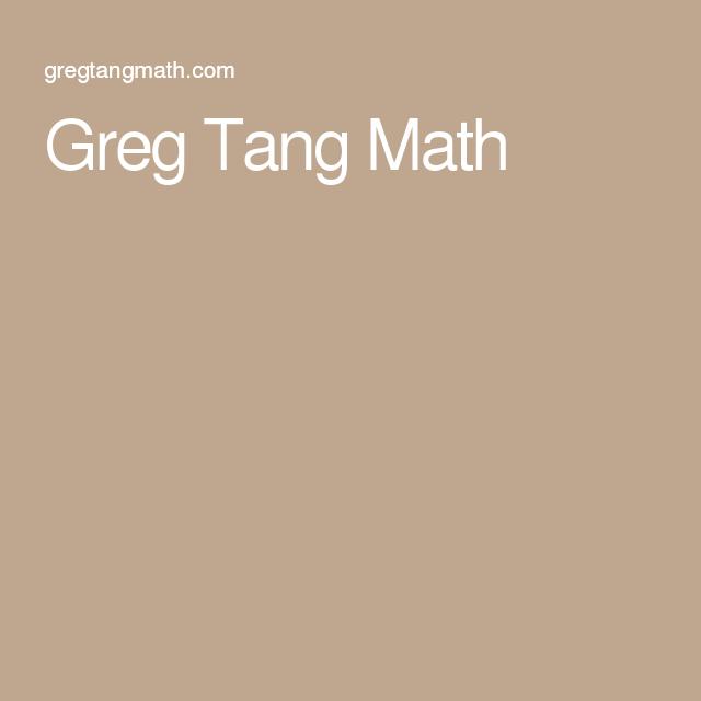 Greg Tang Math | Teaching Math | Pinterest