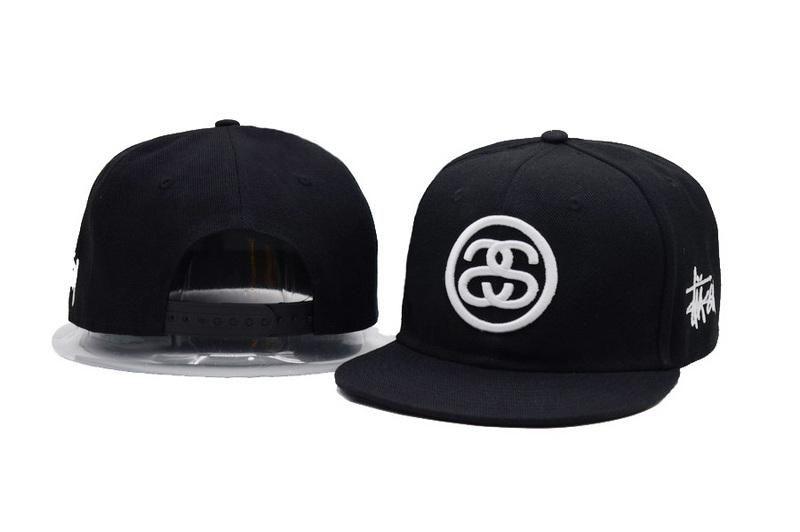 173e00edd90 2018 New Fashion Stussy Hip Hop Flat Snapback Hat
