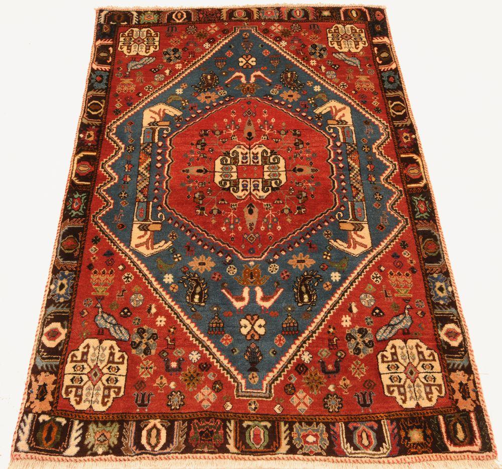 Qashqai 3 7 X 5 2 Catalina Rug Persian Rug Designs Rugs On Carpet Rugs
