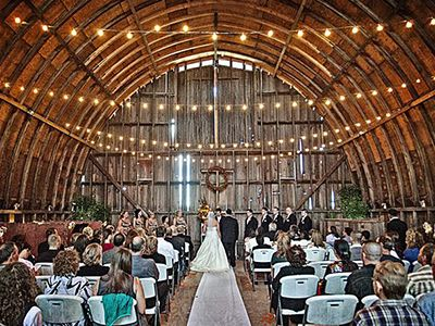 The Barn At Allen Acres Peoria Wedding Venue Rock Falls Illinois