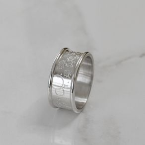 Firefly Character Inspired Engagement Ring by Julie Hendrickson