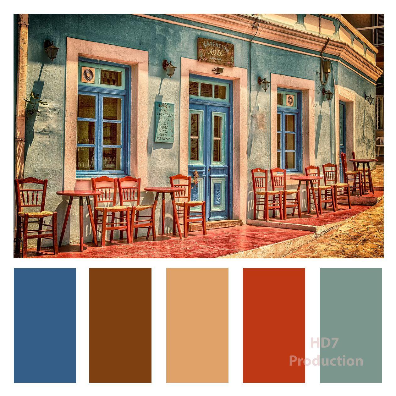 Color Palette 01 Colorpalette Rustic Color Palettes Retro Color Palette House Color Palettes