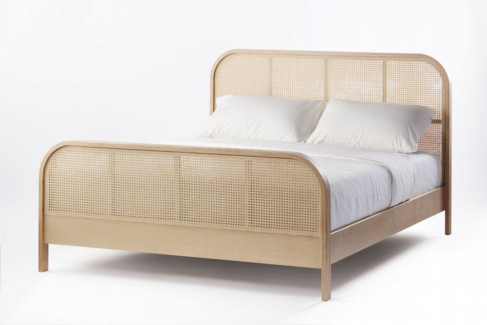 Cane Bed 01 Cane Collection Cane Bed Rattan Bed Caned