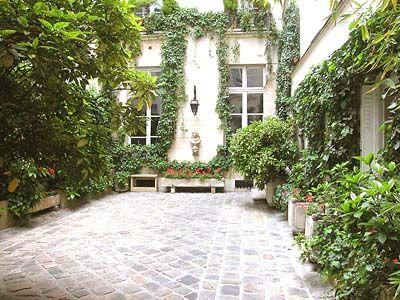 Nice Place To Relax Maison De Luxe Cour Interieure Maison De