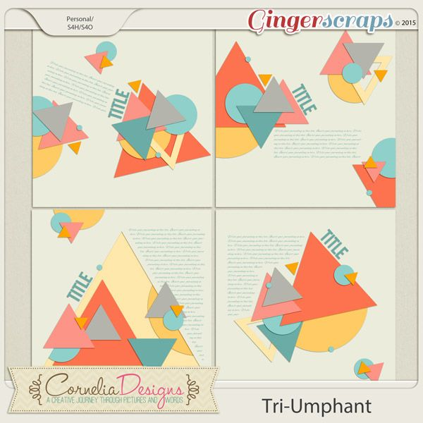Tri-Umphant by Cornelia Designs