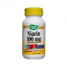 Niacine 100mg Nature's Way