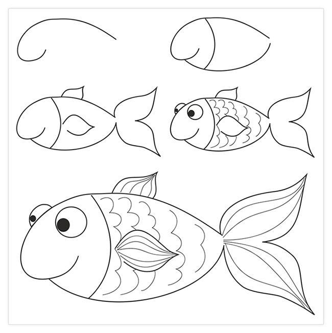 Simples Como Dibujar Una Persona Facil Para Niños Lindos Dibujos A Lapiz Para Hacer Con Tus Ninos Dibujos Faciles