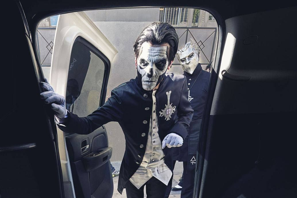 Ghost at the Grammys! :D